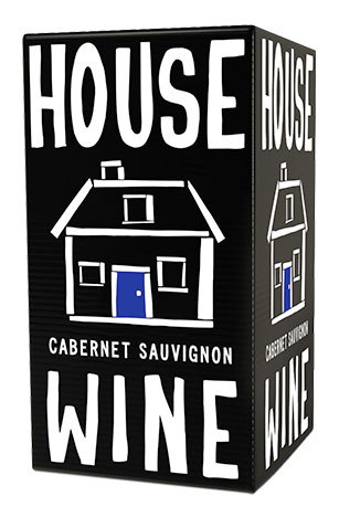 House Wine Cabernet sauvignon boxed wine