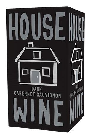 House Wine dark cabernet sauvignon boxed wine