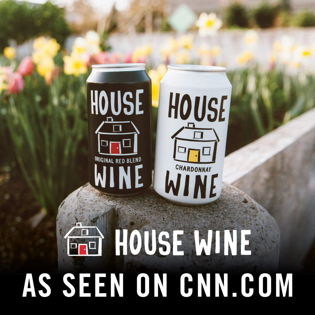 House Wine as seen on CNN.com