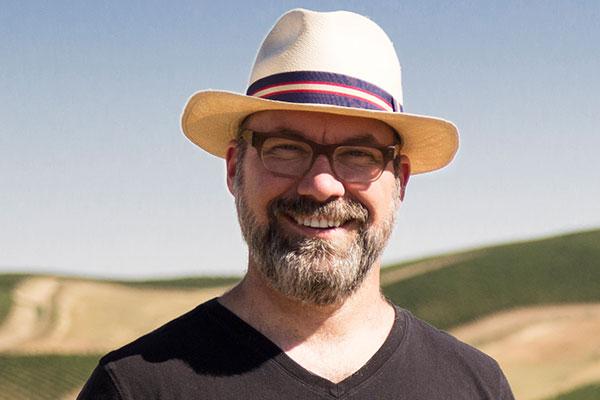 Hal Landvoigt, winemaker