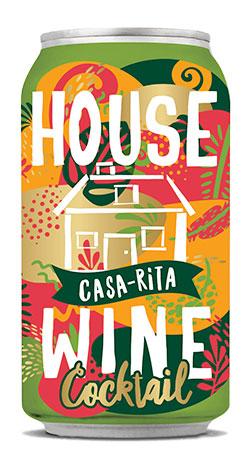 House Wine Casa-Rita Cocktail Can