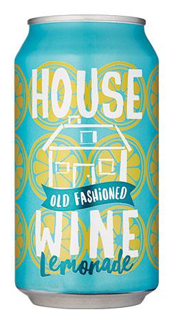 House Wine Old Fashioned Lemonade
