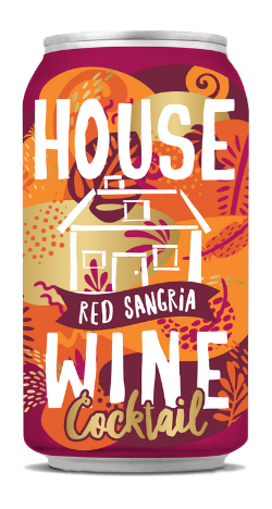 House Wine Red Sangria Cocktail