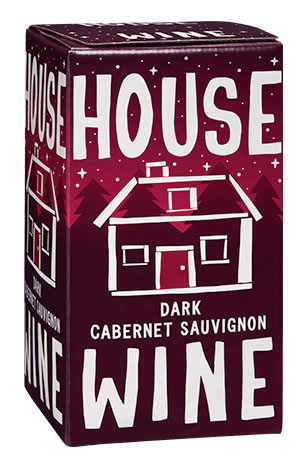 House Wine Dark Cabernet Sauvignon Box Wine