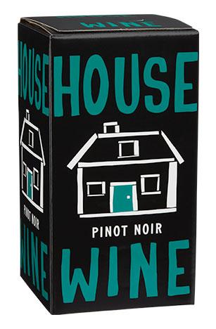 House Wine Pinot Noir Box Wine